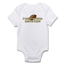 Pittsburgh Football Daddy Infant Bodysuit