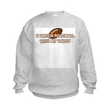 San Francisco Football Daddy Sweatshirt
