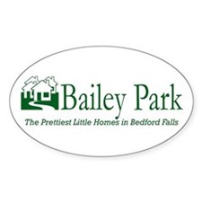 Bailey Park Oval Decal