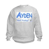 Ayden &quot;Golf Prodigy&quot; Sweatshirt