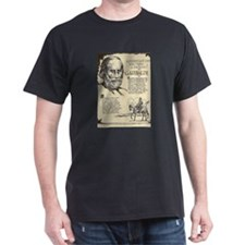 Garibaldi Mini Biography T-Shirt