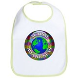 Autism Worldwide Bib