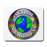 Autism Worldwide Mousepad