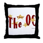 Love The OC? Throw Pillow