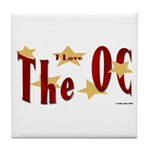 Love The OC? Tile Coaster