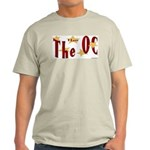 Love The OC? Ash Grey T-Shirt