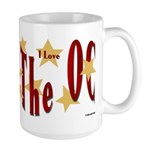 Love The OC? Large Mug