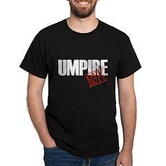 Off Duty Umpire Dark T-Shirt