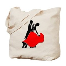 Shall We Dance Tote Bag