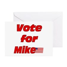 Vote for Mike Greeting Cards (Pk of 10)