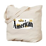 Proud American Tote Bag