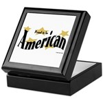 Proud American Keepsake Box