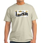 Proud American Ash Grey T-Shirt
