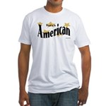 Proud American Fitted T-Shirt