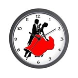 Shall We Dance Wall Clock