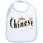 Proud to be Chinese Bib