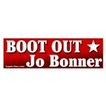 Boot Out Jo Bonner Bumper Sticker
