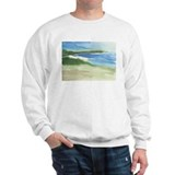 Carmel-by-the-Sea  Watercolor Sweatshirt