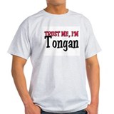 Trust Me I'm a Tongan T-Shirt