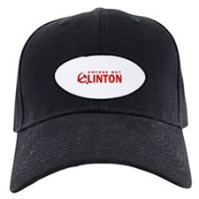 Anyone But Clinton Baseball Hat