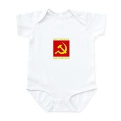 People's Republic of San Fran Infant Bodysuit