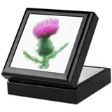 Thistle Keepsake Box