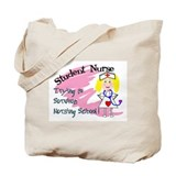 Unique Student nurse Tote Bag