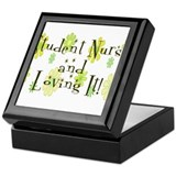Cool Nursing school Keepsake Box