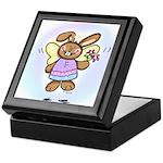 Angel Bunny Keepsake Box
