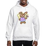 Angel Bunny Hooded Sweatshirt