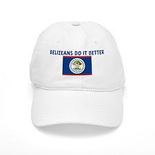 BELIZEANS DO IT BETTER Baseball Cap