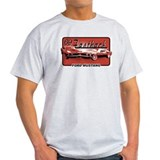 69 Fastback - Ford Mustang T-Shirt