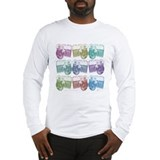 Long Sleeve T-Shirt - Konica Auto S2