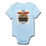 Hot Rod - 69 Charger Infant Bodysuit