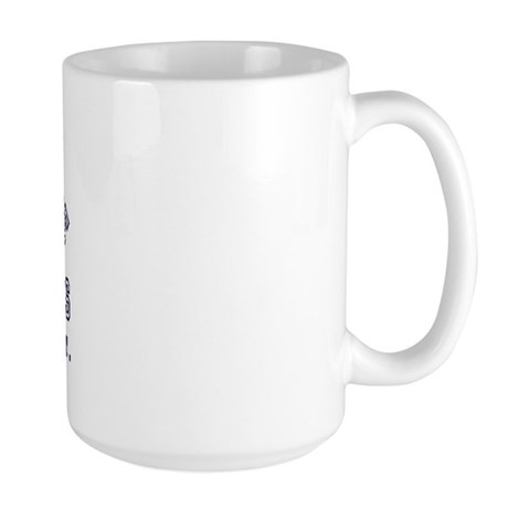 Property of All your base Large Mug