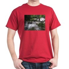 Reach Falls, Jamaica T-Shirt