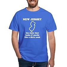 New Jersey Dirty Sock T-Shirt