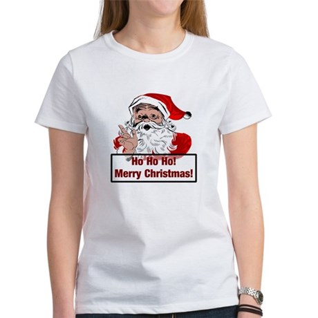 Santa Clause Women's T-Shirt