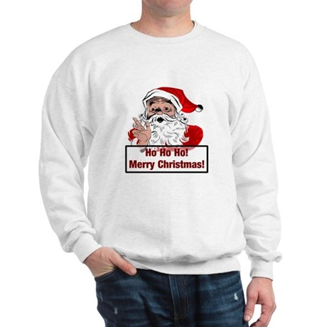 Santa Clause Sweatshirt