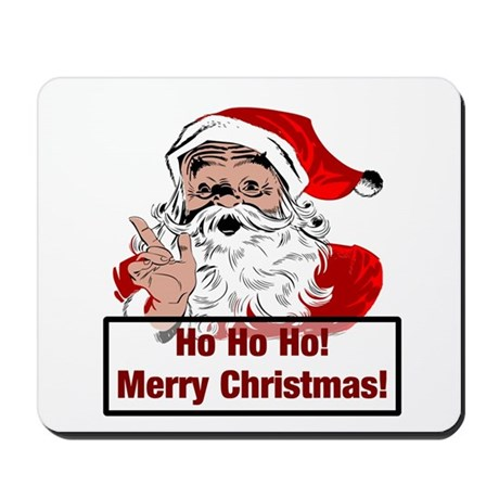 Santa Clause Mousepad