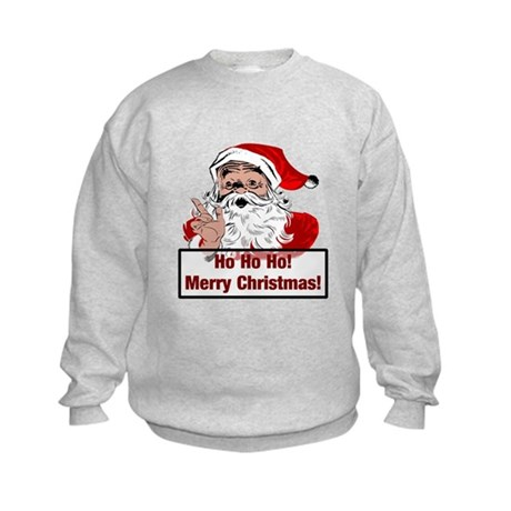 Santa Clause Kids Sweatshirt
