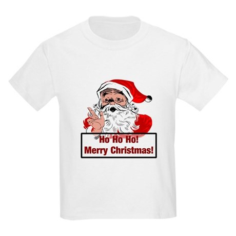 Santa Clause Kids Light T-Shirt