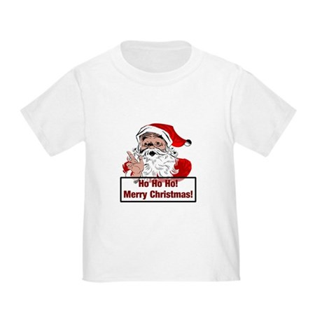 Santa Clause Toddler T-Shirt
