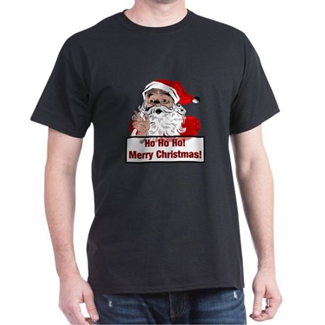 Santa Clause Dark T-Shirt