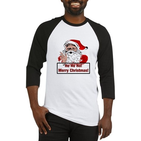 Santa Clause Baseball Jersey