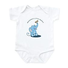 Grandma's little peanut Infant Bodysuit