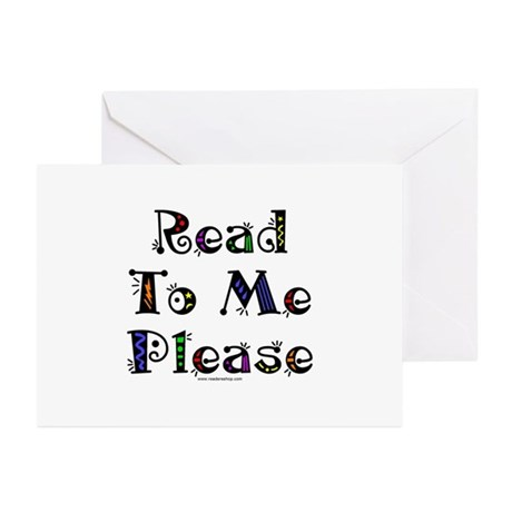 Read to Me Fun Greeting Cards (Pk of 10)