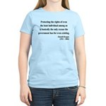 Ronald Reagan 3 Women's Light T-Shirt