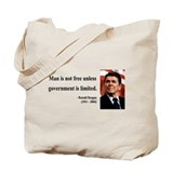 Ronald Reagan 4 Tote Bag