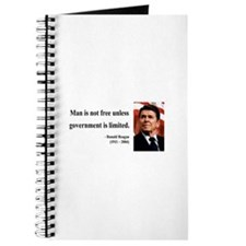 Ronald Reagan 4 Journal